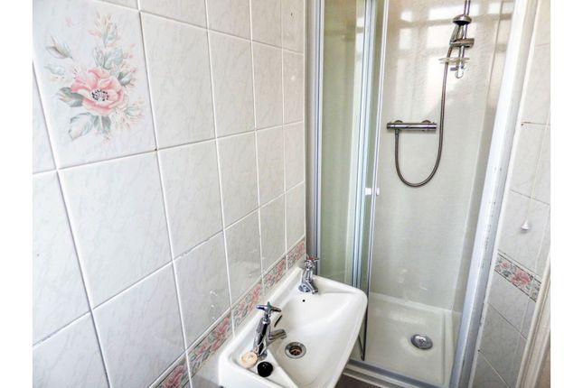 Shower Room of Nile Street, Kirkcaldy KY2