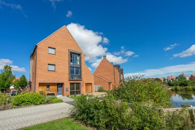 Thumbnail Detached house for sale in Lotherington Mews, Derwenthorpe, York
