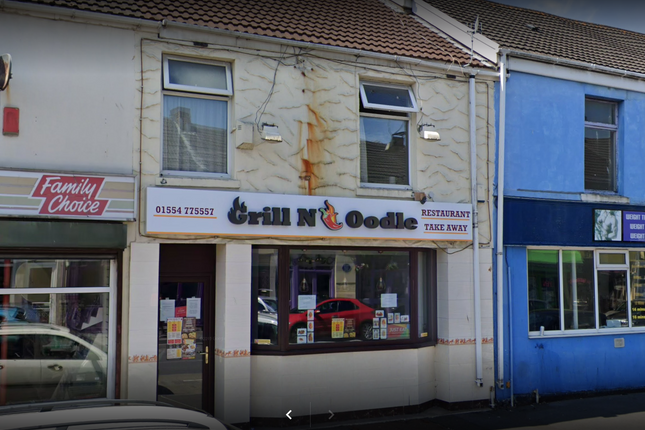 Thumbnail Terraced house to rent in 38 Station Road, Llanelli