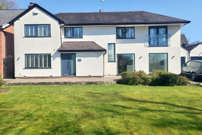 Thumbnail Detached house for sale in Worsley Road, Worsley