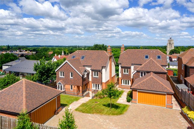 Thumbnail Detached house for sale in Moules Yard, Ashwell Street, Ashwell, Hertfordshire