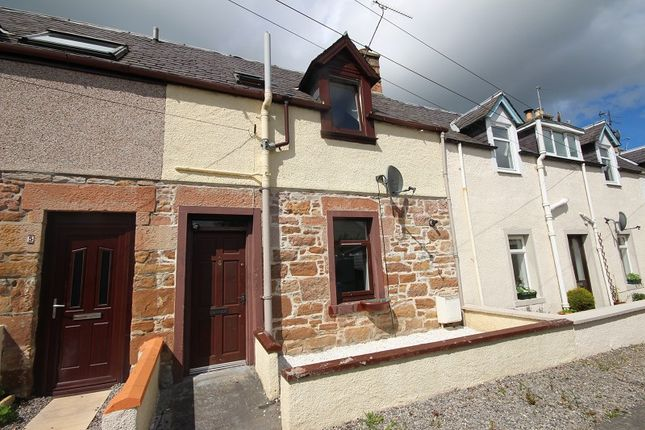 Thumbnail Terraced house for sale in 4 Ussie Place, Dingwall