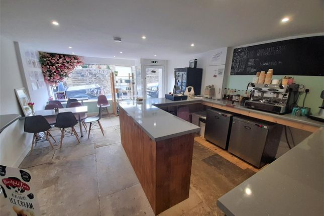 Thumbnail Restaurant/cafe for sale in Cafe & Sandwich Bars HD8, Shepley, West Yorkshire