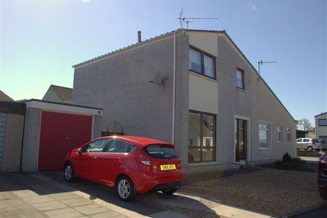 Thumbnail Semi-detached house for sale in Whitesands Close, Tweedmouth, Berwick Upon Tweed