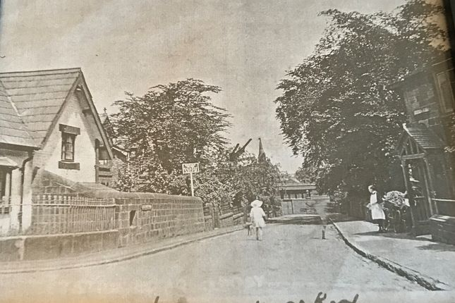 Old Photgraph Showing Property On The Right