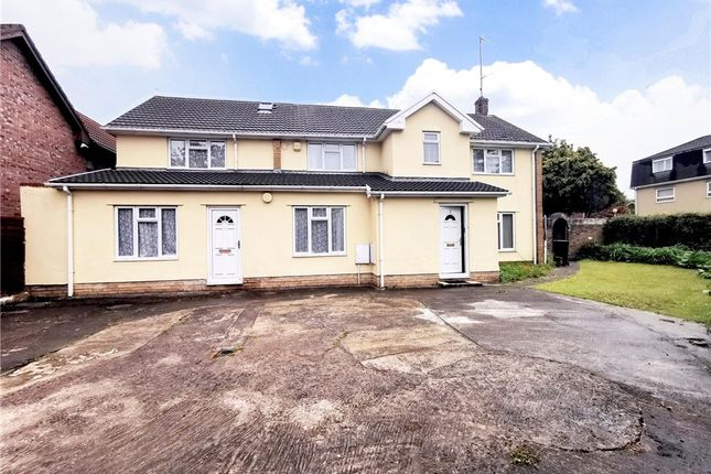 Thumbnail Detached house for sale in Llandennis Road, Roath Park, Cardiff