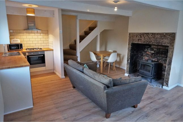 Thumbnail End terrace house to rent in Ramsden Place, Bradford