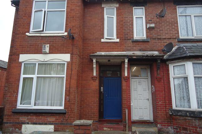 Thumbnail Flat to rent in Ashley Lane, Moston, Manchester