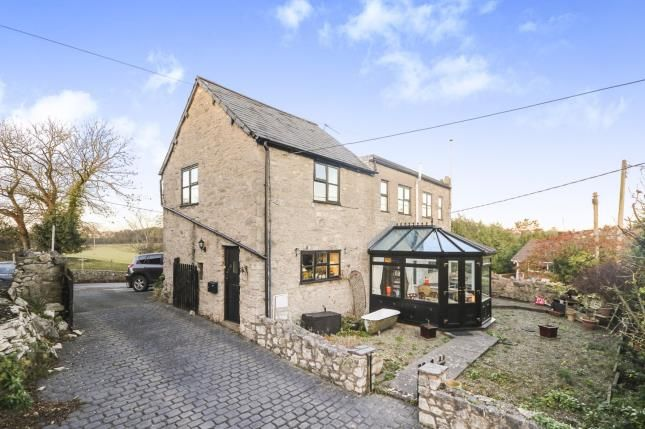 3 bed semi-detached house for sale in Ty Coch Street, Henllan, Denbigh, Denbighshire
