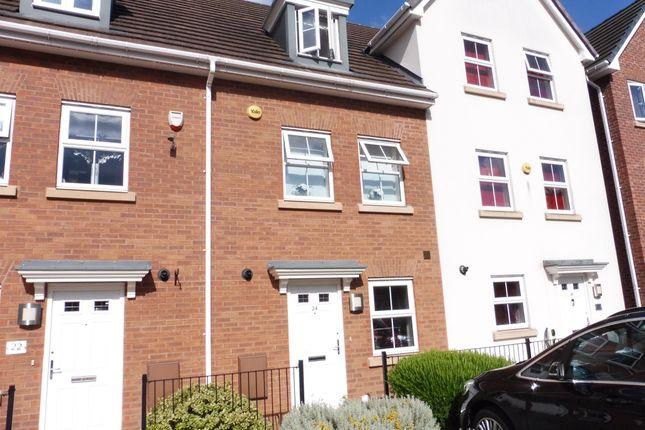 Thumbnail End terrace house for sale in Shustoke Road, Shard End, Birmingham