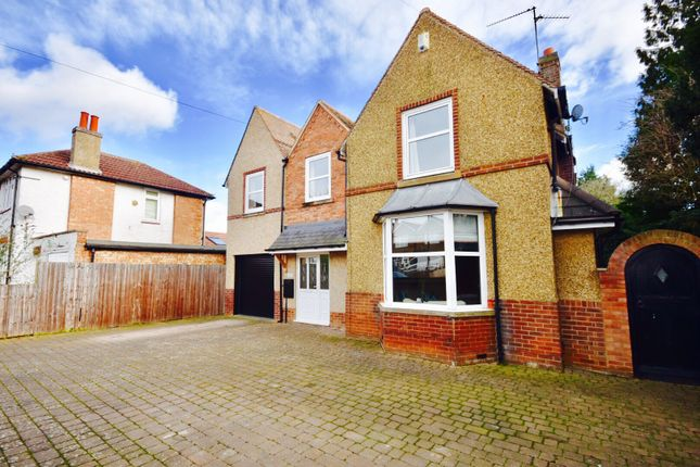 Thumbnail Detached house for sale in Windmill Avenue, Kettering