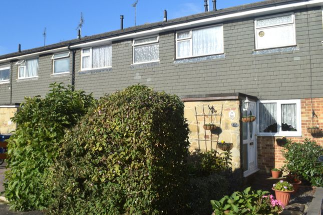 Thumbnail Terraced house for sale in Ryecroft Gardens, Blackwater, Camberley
