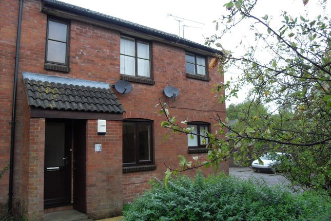 Thumbnail Flat to rent in Aldborough Close, Eastleaze, Swindon, Wiltshire