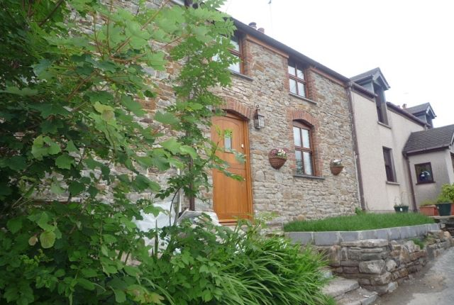 Thumbnail Terraced house to rent in Cae Banc, Sketty, Swansea