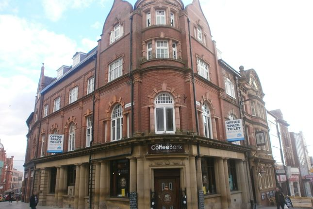 Office to let in Library Street, Wigan