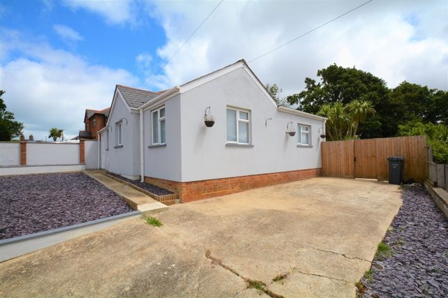 Thumbnail Bungalow to rent in Station Road, Wootton