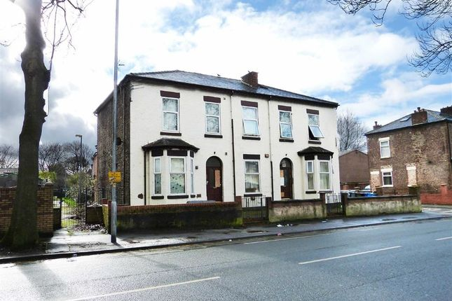 Thumbnail Block of flats for sale in Plymouth Grove, Longsight, Manchester