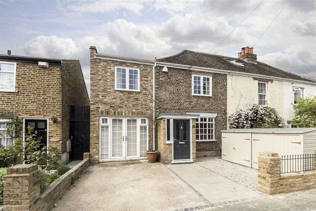Thumbnail Terraced house for sale in Fourth Cross Road, Twickenham