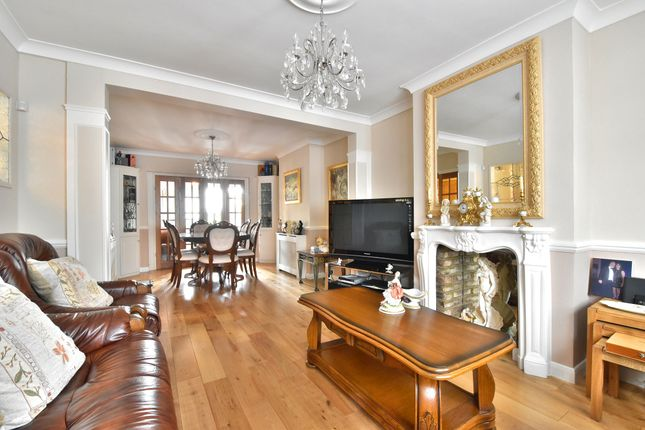 4 bed terraced house for sale in Wrights Road, London