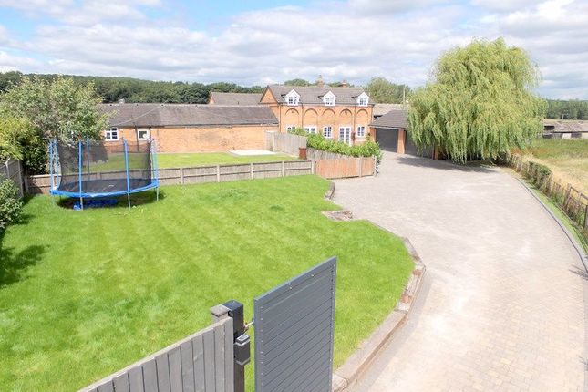 Thumbnail Detached house for sale in Darlaston Park, Stone