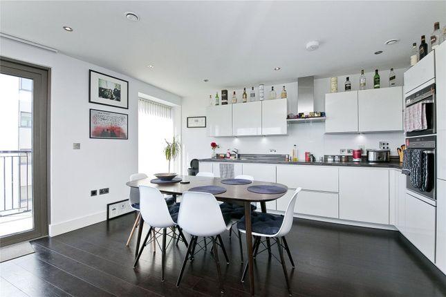 Thumbnail Flat for sale in Regent Canalside, Camden Road, London