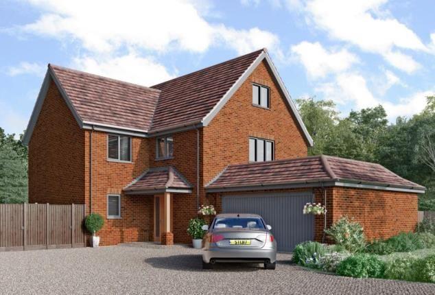 Thumbnail Detached house for sale in Low Street, Hardingham, Norfolk