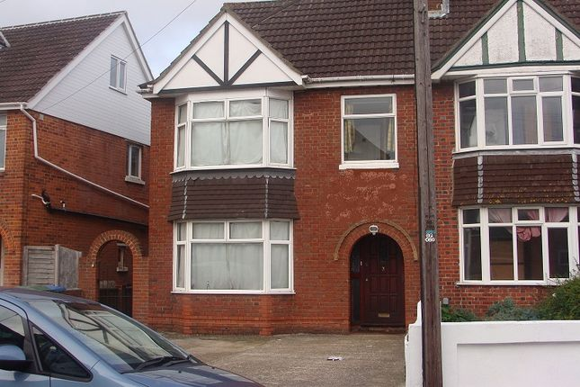 Thumbnail Terraced house to rent in Portswood Avenue, Southampton