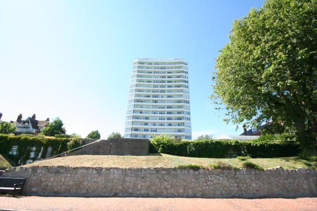 Thumbnail Flat for sale in South Cliff Tower, Bolsover Road, Eastbourne, East Sussex