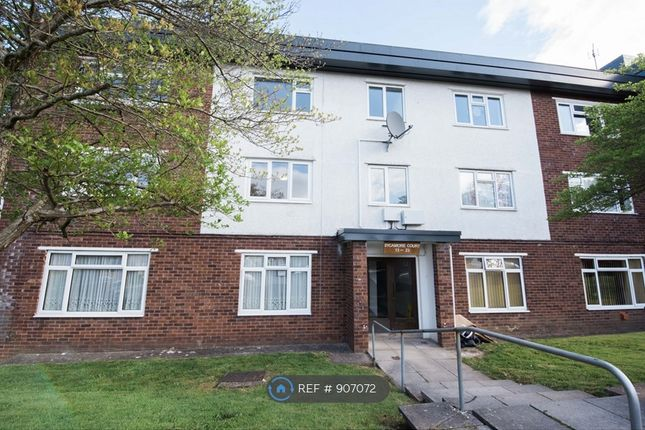 2 bed flat to rent in Woolaston Avenue, Cardiff CF23