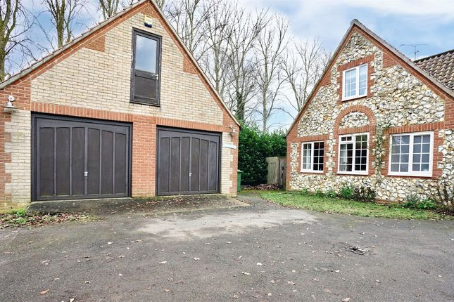 Thumbnail Detached house for sale in Council Bungalows, Wretton Road, Stoke Ferry, King's Lynn