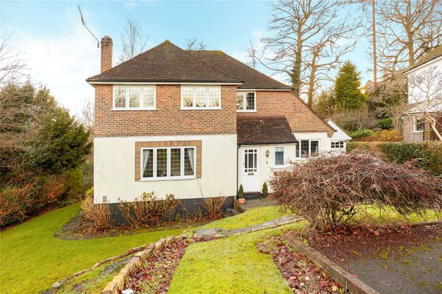 Thumbnail Detached house for sale in Woodside Close, Caterham, Surrey