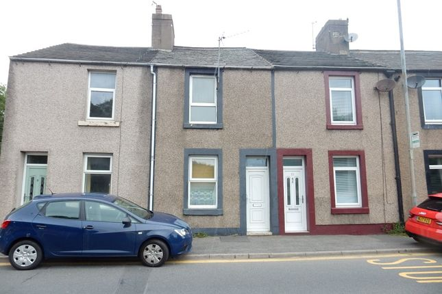 Thumbnail Terraced house for sale in 11 Hall Park View, Workington, Cumbria