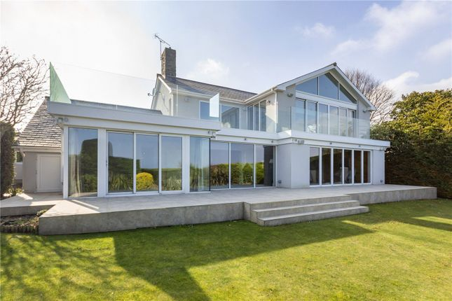 Thumbnail Detached house for sale in Rue Vautier, Fort George, St Peter Port, Guernsey