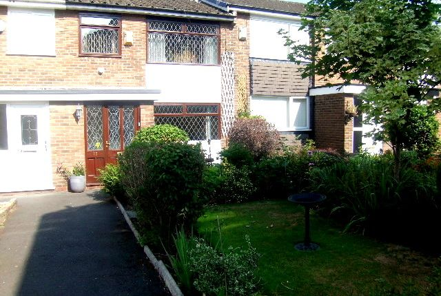 Thumbnail Town house for sale in Greenhill Road, Hyde