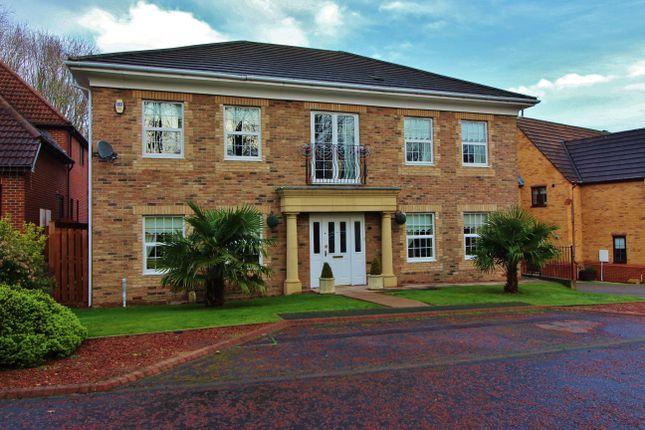 Thumbnail Detached house for sale in Duxbury Park, Washington, Tyne And Wear
