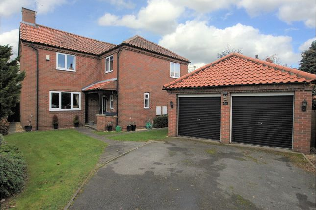 Thumbnail Detached house for sale in Sheffield Road, Blyth, Worksop
