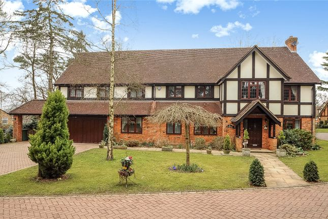 Thumbnail Detached house for sale in Woodbank Drive, Chalfont St Giles, Buckinghamshire