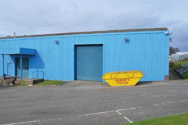 Thumbnail Industrial to let in 32 Faraday Street, Dundee