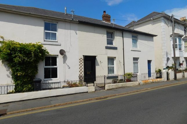 Thumbnail Terraced house for sale in Albert Street, Ventnor, Isle Of Wight.
