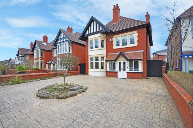 Thumbnail Detached house for sale in St Annes Road East, St Annes, Lytham St Annes, Lancashire