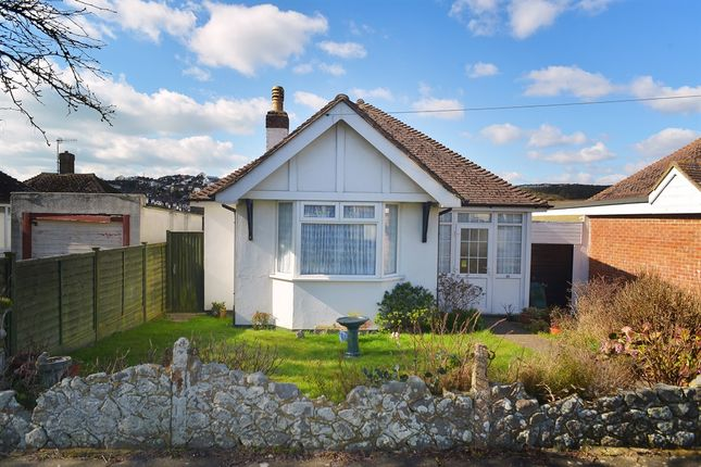 Thumbnail Bungalow for sale in Stanmer Avenue, Saltdean, Brighton