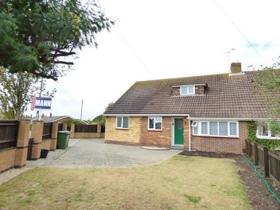 Thumbnail Semi-detached house for sale in Hill Head, Fareham, Hampshire