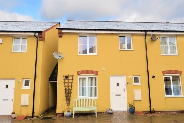 Thumbnail End terrace house for sale in Saxon Road, Tavistock