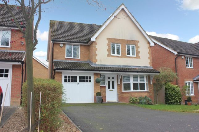 4 bed detached house for sale in Abbott Way, Tenterden
