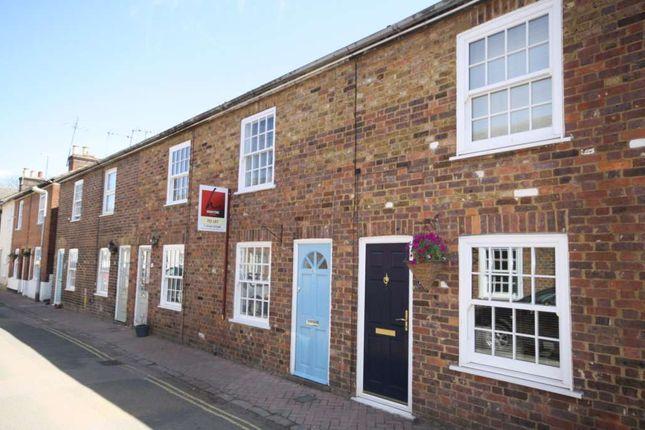 Thumbnail Terraced house to rent in Bridge Street, Berkhamsted