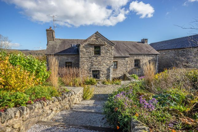 Thumbnail Farmhouse for sale in The Farmhouse, Cartmel Fell, Grange-Over-Sands