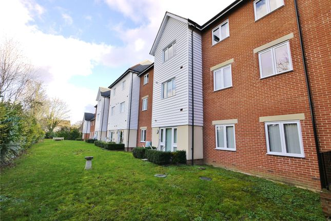 Thumbnail Flat for sale in The Meads, Ongar Road, Brentwood, Essex