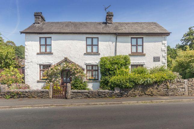 Thumbnail Detached house for sale in Greenacres, Lindale, Grange-Over-Sands