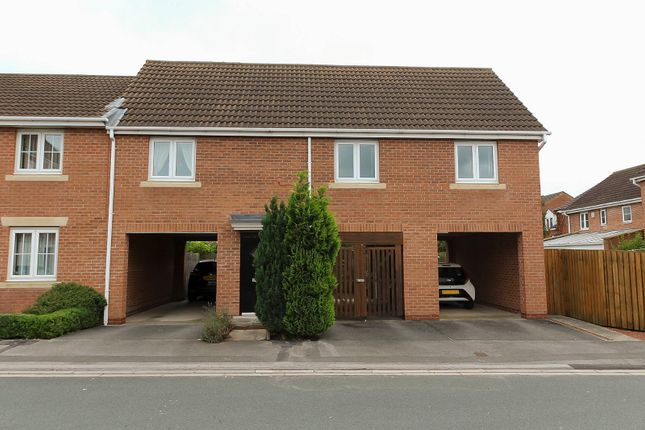 Thumbnail Semi-detached house for sale in Old School Walk, York
