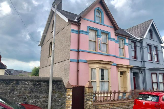 Thumbnail Semi-detached house for sale in Latimer Road, Llandeilo